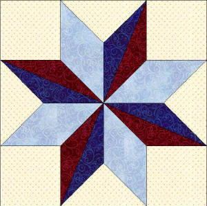 A Star Spangled Patriotic Quilt! | Always Great, Always