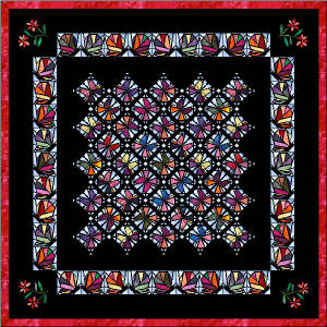 With Heart and Hands: Butterfly Quilts + Free Butterfly Quilt Patterns