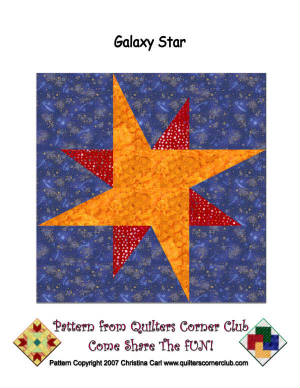 Country Threads :: Stars Quilt Patterns - Quilt Shops In Iowa