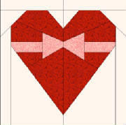 Free Heart Quilt Block Patterns : Free Quilt Block Patterns HEARTS