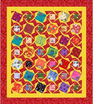 I Spy A Streak Of Lightning Free Quilt Pattern : i spy quilt pattern - Adamdwight.com