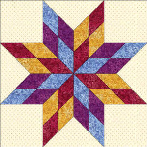 Printable Star Quilt Block Patterns | Dog Breeds Picture